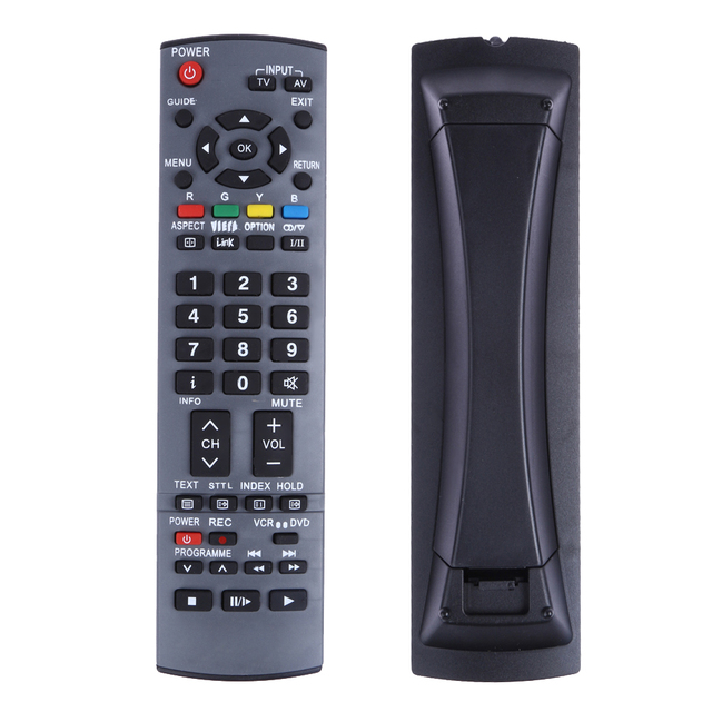 Newest Replacement Remote Control for Panasonic TV Viera EUR  7651120/71110/7628003 TV Remote Controller for Panasonic