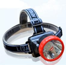 Mini Headlight Waterproof 800Lm Outdoors LED Headlight Headlamp Head light lamp Torch Lanterna with Headband