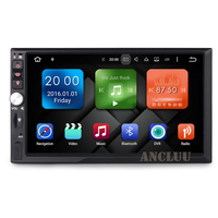 7 Inch Android 6 0 1 Double Din Car Dvd Player Universal 2 Din Car Radio