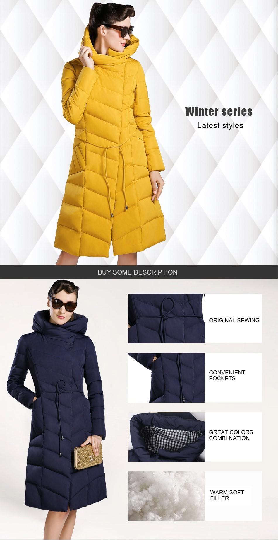 Coat Last Women Hooded 1