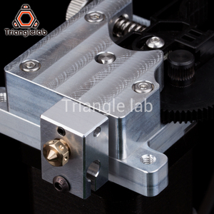 Image 3 - trianglelab TITAN AQUA EXTRUDER for 3d printer diy Upgrade water cooling titan extruder for e3d hotend for tevo 3d MK8 I3