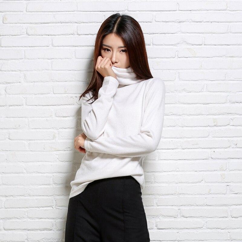 adohon 2016 frauen winter kaschmir pullover und pullover frauen hohe - Damenbekleidung - Foto 1