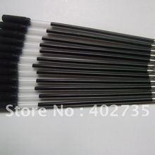 500 шт., черная пластиковая шариковая ручка для кроссера, подходит для большинства кроссеров