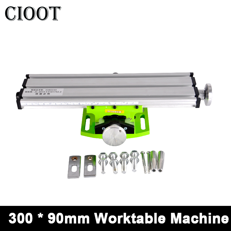 Mini Multifunctional Cross 6300 Working Table X Y-axis Adjustment Coordinate For Drilling Milling Machine Bench Vise Mechanic mini multifunctional cross working table bench vise manual tools x y axis adjustment table for drilling milling machine bg 6330