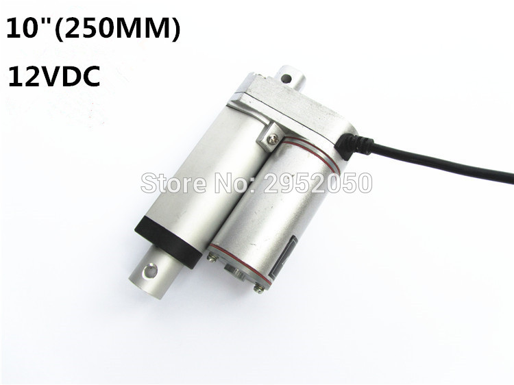 12V 250mm/10inch stroke 900N /198LBS micro linear actuator electric linear actuator TV lift high speed linear actuator linear actuator electric linear actuator tv lift high speed linear actuator 12v 200mm 8inch stroke 900n 198lbs micro