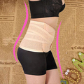 Cintura Respirável Abdômen pós-parto Recuperação Barriga Cinto Slimming Shaper Wrapper