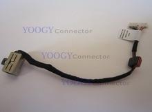 1 шт. Сила dc jack соединительный кабель, пригодный для Dell Inspiron 5455 5558 3458 3558 серия ноутбуков dc разъем порт