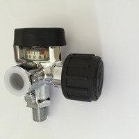 Valve For Scuba Diving Cylinder Tank Valve Head Valve Of Oxygen Cylinder For Diving On Off