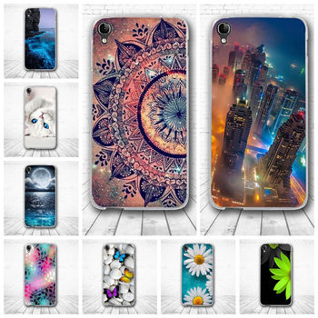 For Coque Alcatel One Touch Idol 3 5.5'' 6045 6045Y 6045K Case Silicone TPU Back Cover Soft 3D Cute Capa For Alcatel idol3 5.5'' image