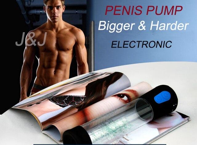Electric Penis Pump Sleeve Gauge Handsome Up Penis Vacuum Pumps Enlarger & Extender Penis Enlargement Products For Masturbator
