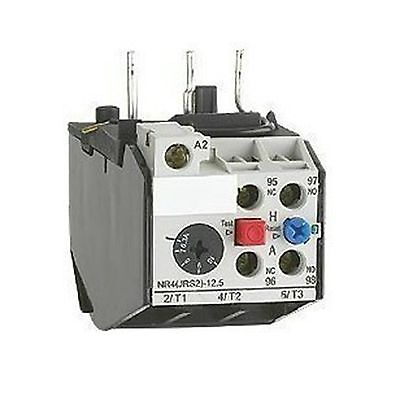 цена на 0.1-63A Current Rating 3 Pole Motor Protection Thermal Overload Relay 1NO 1NC x1