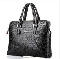 3colors Men S Briefcase Pu Leather Hk Dashan Brand Fashion Business Man S Handbags Laptop Bags