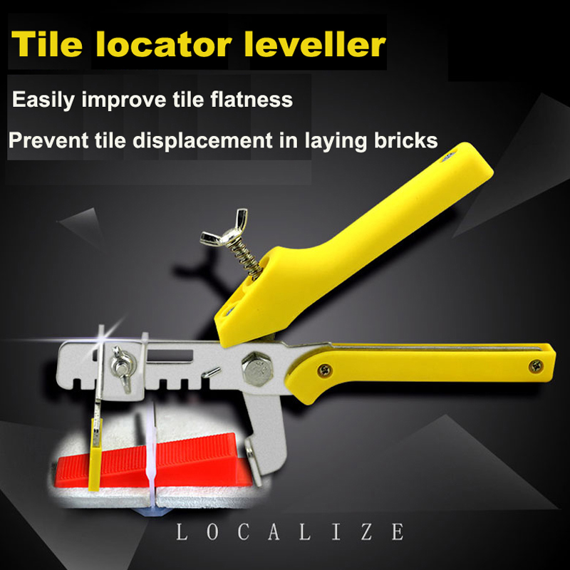 1 Piece Ceramic Tile Plier Spacers Plier Floor Tile Leveling System Kits Tools