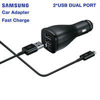 Original Samsung Fast Car Charger 9V 1 67A For Samsung Galaxy S8 G9500 S8 Plus S7
