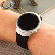 GFT D09 freies verschiffen Wearable Geräte gps smartwatches mit pulsmesser uhr sim unabhängig und ohne ein telefon