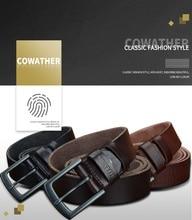 100% Genuine Leather Belts For Men