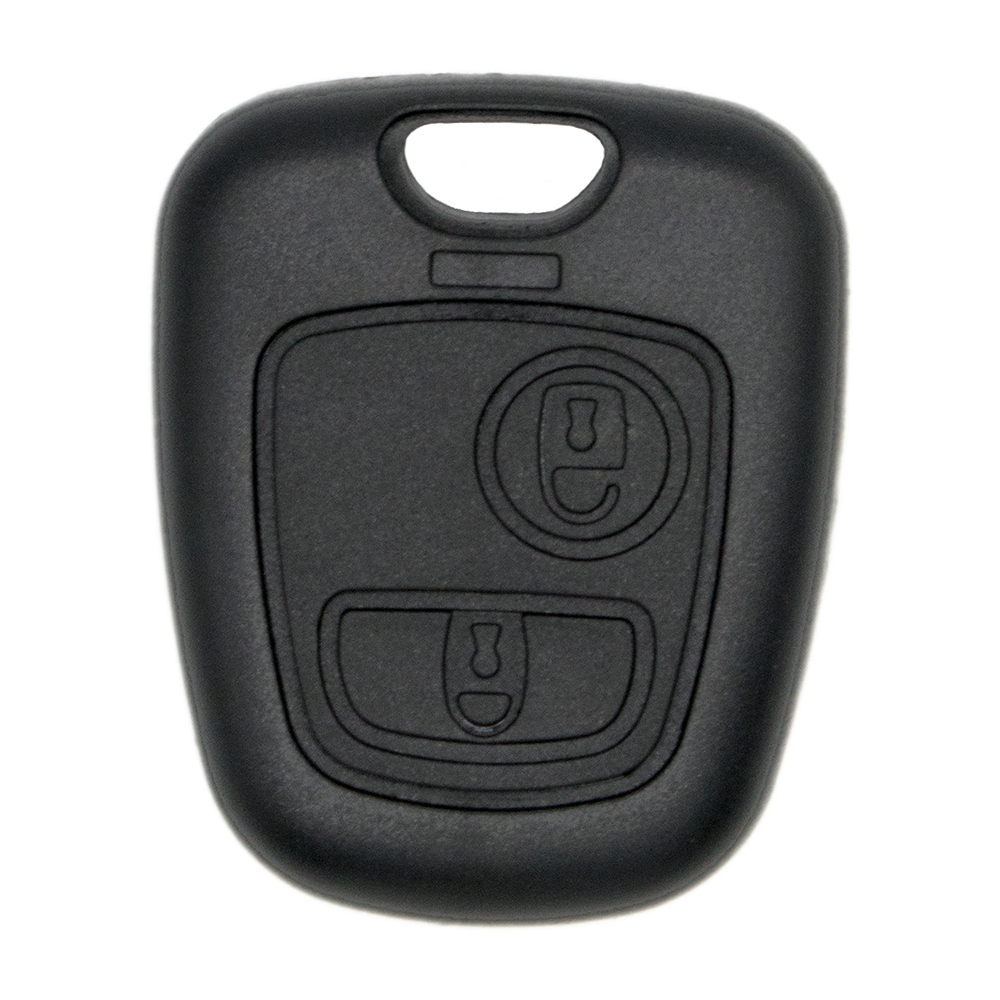 WhatsKey 2 Button Remote Key Shell Cover Case For Peugeot Partner Expert Boxer 107 206 207 307 308 407 <font><b>408</b></font> For Citroen C3 C4 C5 image