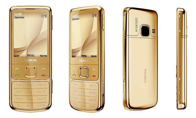 original Nokia Unlocked Original 6700C 6700 classic cellphone Gold mobile Phones 5MP refurbished cellphone