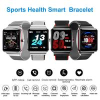 Smart Watch Fitness Activity Tracker with Change Brightness Screen Swimming Waterproof Watch Wristband for iwatch