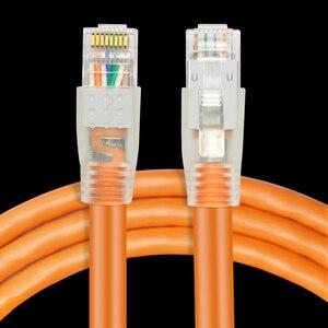 Image 2 - CNCOB câble Ethernet cat8 8p8c 40gbps avec rj45, câble connexion Internet pour routeur domestique, réseau haute vitesse