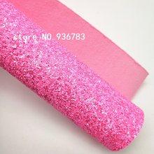 d5cc8b6a MQ235 30X134 cm grueso brillo cuero para hacer zapatos de arcos bolsos y papel  decoración de la fiesta
