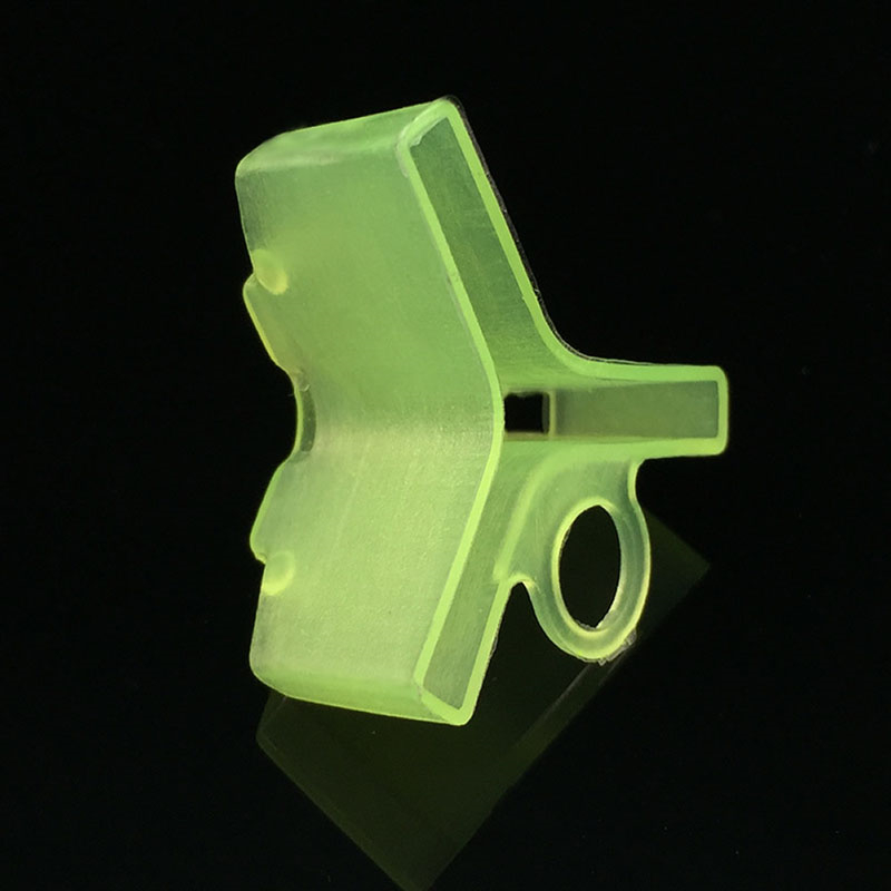 50Pcs Durable Fishing Treble Hooks Jig Covers Case Bonnets Caps Protector fishing accessories tool OOTDTY