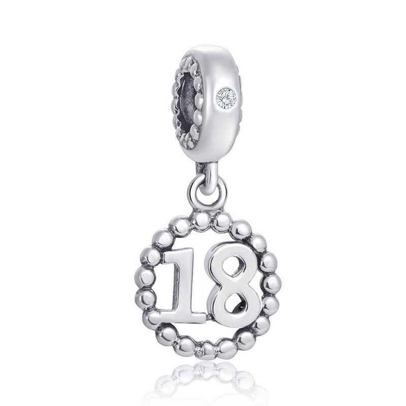 Charm Pendant 925 Sterling Silver