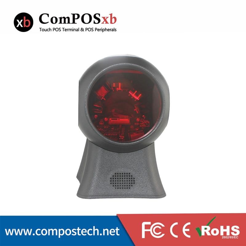 composxb 1d Omni directional barcode scanner POS cash register scanner equipment