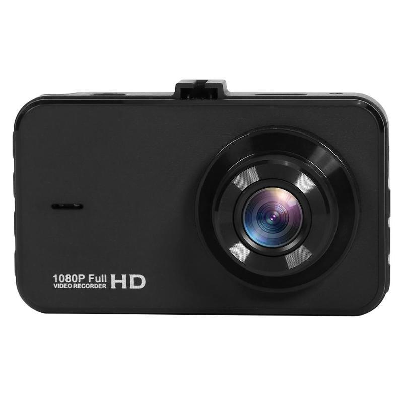 SD019 Full HD 1080p Car DVR 3 Inch IPS Screen WDR Dashboard Camera Recorder
