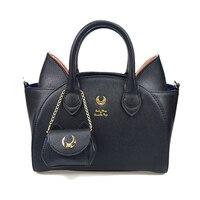 Sailor Moon Bags Samantha Vega Luna Women Handbag 20th Anniversary Cat Ear Shoulder Bag Handbag Messenger