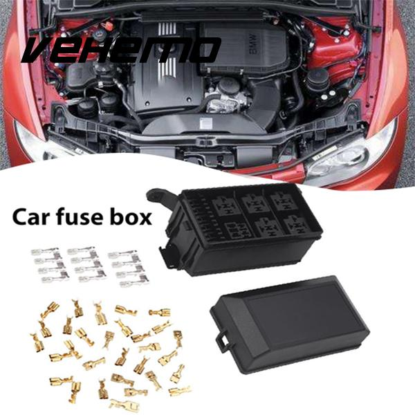Auto Fuse Box Pins Download Wiring Diagram
