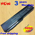 N53S N53J N53JQ M50 6cell Battery For Asus  N61V n61w N43 A32-N61 A32-M50  Black,Free shipping