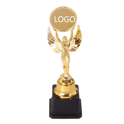 US $32 19 30% OFF|Hot Sale Dance Athletic Prize Award Trophy Cups Golden  Plated Metal Cup Trophy Souvenir Custom Trophies Award Medals 28cm  Height-in