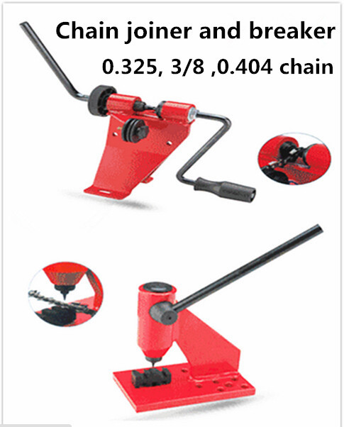 Professional chainsaw chain joiner and breaker chainsaw parts use for Oregon Calton 325 3/8 404 chainsaw chain chainsaw piston assy with rings needle bearing fit partner 350 craftsman poulan sm4018 220 260 pp220 husqvarna replacement parts