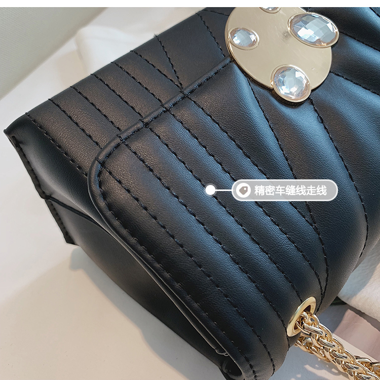 newest fashion bags bag women chain shoulder crossbody bag women's handbags (11)