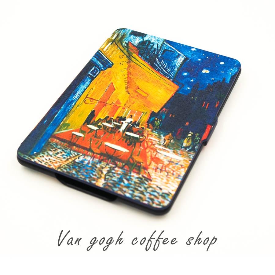 1a01582cebd9 Amazon Kindle Paperwhite Case Van gogh Design Skin
