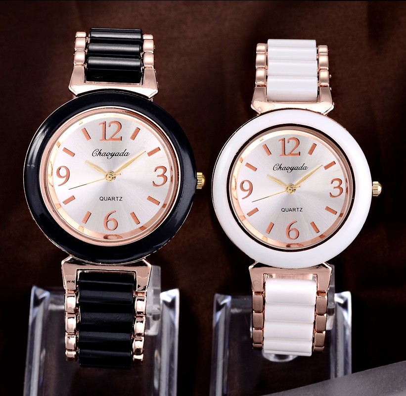 Top Brand Luxury Rose Gold Watch Women's Watches Fashion Ladies Watch Stainless Steel Women Watches Reloj Mujer Zegarek Damski