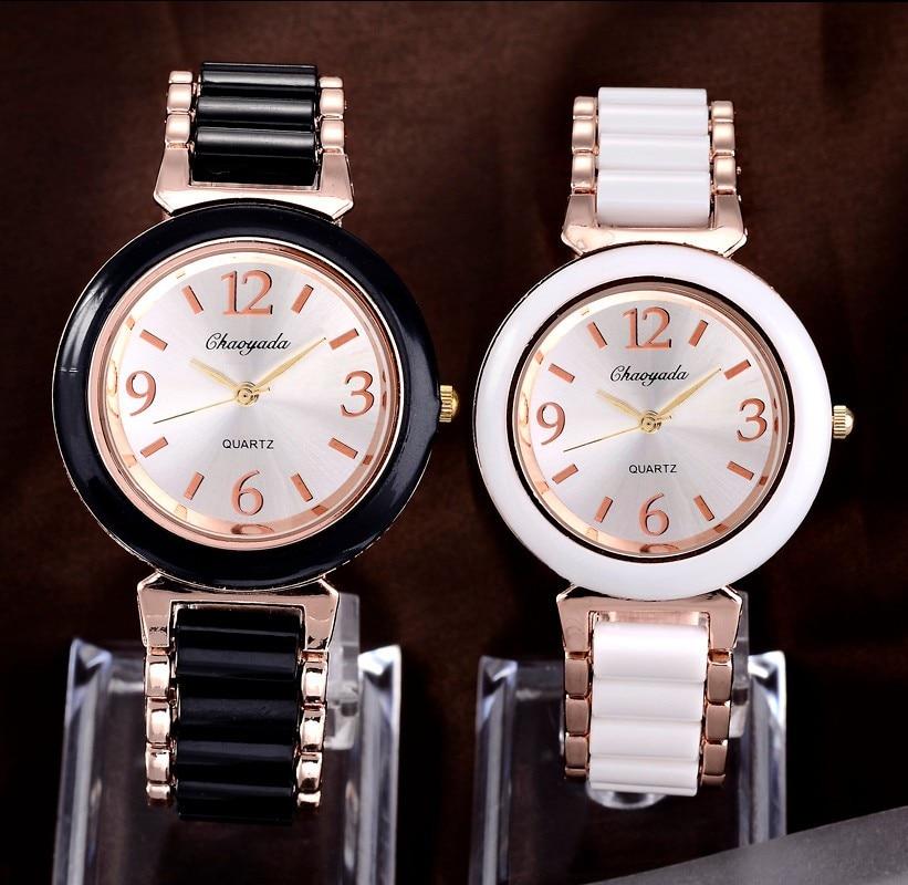 Top Brand Luxury Rose Gold Watch Women's Watches Fashion Ladies Watch Stainless Steel Women Watches Reloj Mujer Zegarek Damski
