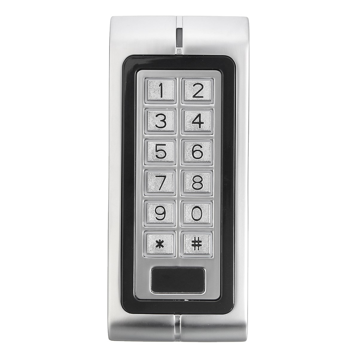 ФОТО Durable Quality Waterproof Password Keypad Card Reader Entry Door Lock PC Access Control System New Arrival
