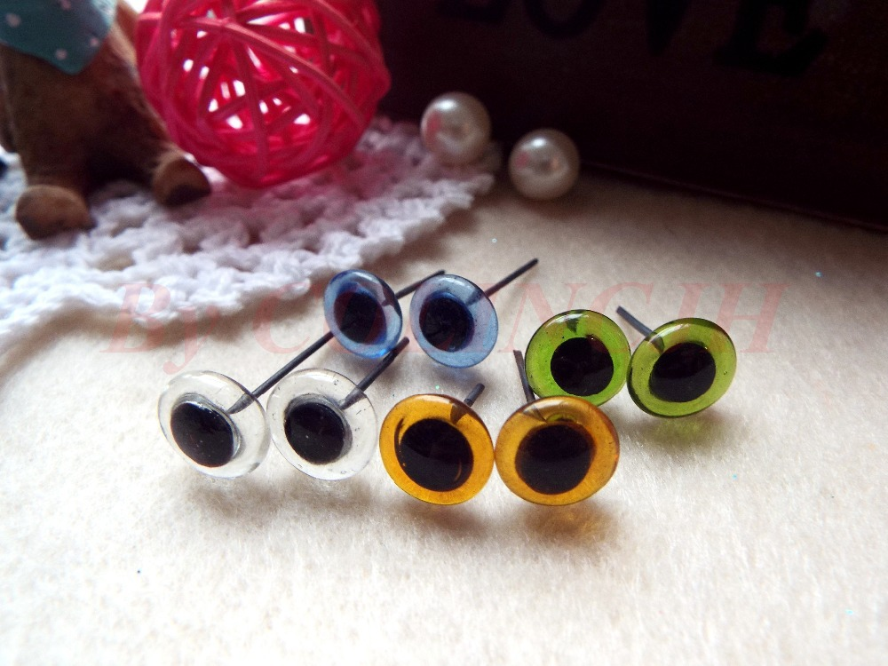 Büyük indirim! 200 adet / grup Mix-Renkli Cam Gözler 2mm-12mm 5 - Bebekler ve Yumuşak Oyuncaklar - Fotoğraf 3