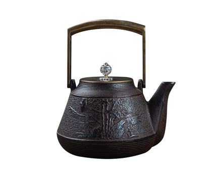 Pure Handmade Southern Cast Iron Pot 1300ml