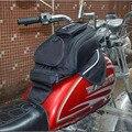 Black Oil Fuel Tank Bag Motorcycle Magnetic Top Cases Motorbike Oil FuelTank Bag Moto Accessory