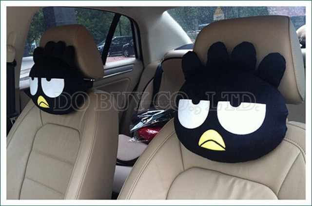 Car Headrest Xo Cool Penguin Doll Car Neck Pillow Personalized ...