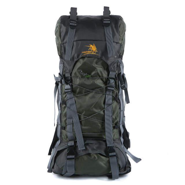 4424fce6da placeholder 60L large men women backpack for travel climbing outdoor  camping bag mountaineering bagpack mountain swisswin hiking