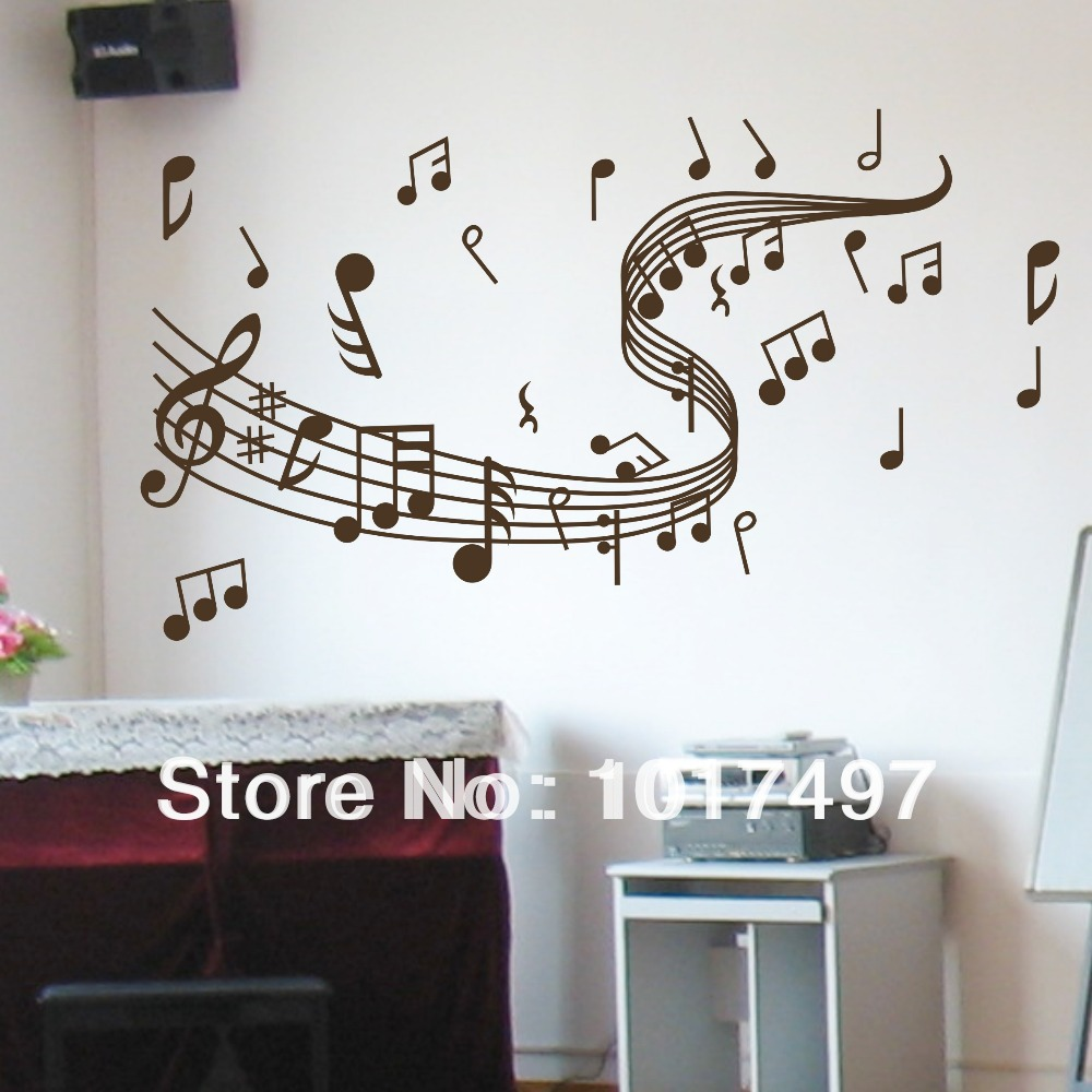 Amazon hot selling large size 39x236 walls matter home decor amazon hot selling large size 39x236 walls matter home decor music note wall decals graffiti wall stickersy1000 in wall stickers from home garden on amipublicfo Gallery