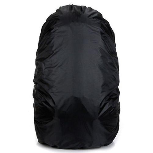 Waterproof Travel Camping Backpack Rucksack Dust Rain Cover 30-40L Bag Sports Backpack Rain Cover Dustproof Adjustable Tools