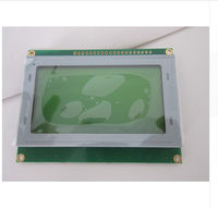 For Ampire 12864A-TC AG12864A AG12864AYI LCD SCREEN Yellow Green Original