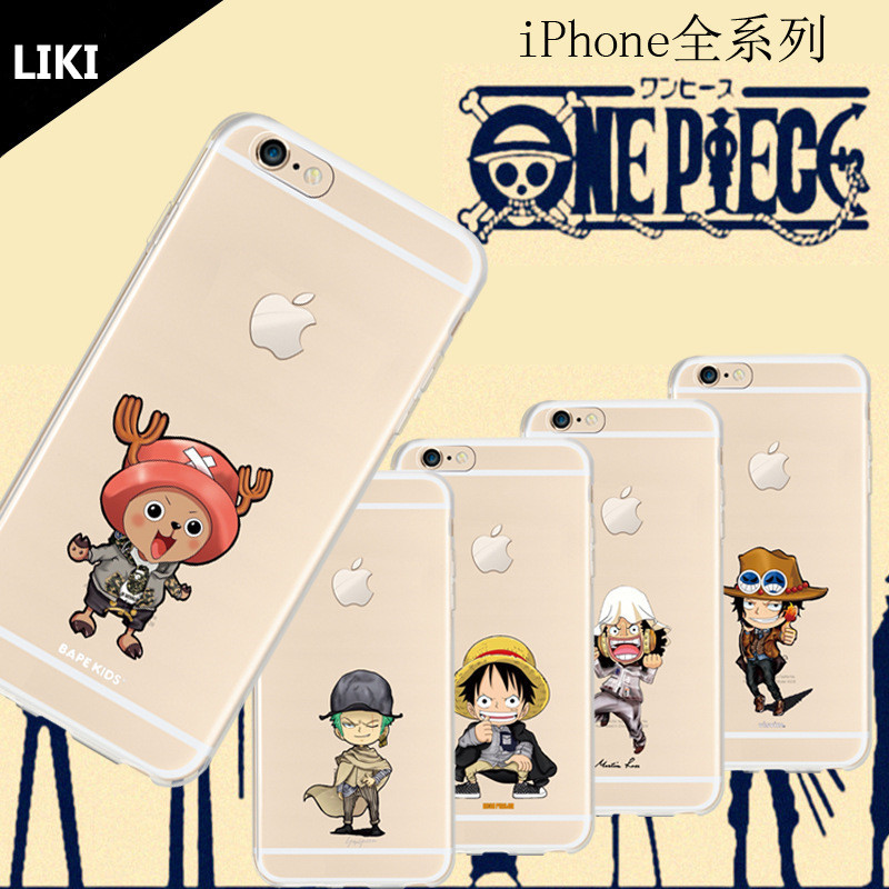 one piece coque iphone 6