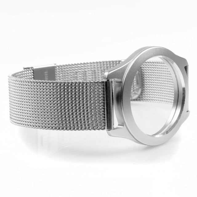 From China Custom Fashion Stainless Steel Wrist Watch Band Replacement For Misfit Shine And Bluetooth Smart