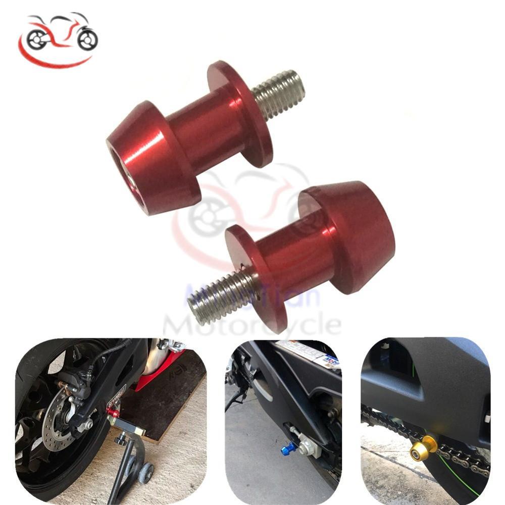 Black CNC Swingarm Spools Sliders Fit Honda CBR1000RR SP CBR600RR CBR 250RR 400RR CBR954RR